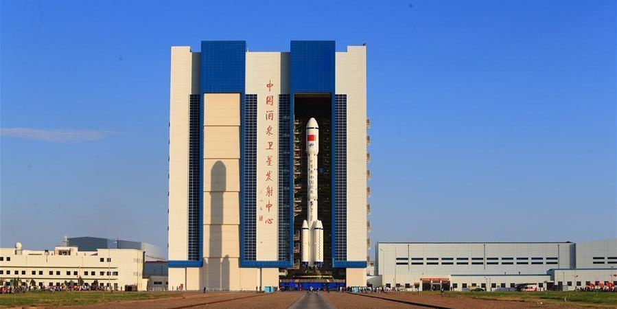 Китай успешно запустил многоразовый космический корабль