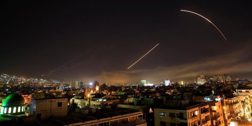 Участие Франции в ударе по Сирии не зафиксировано