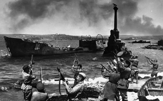 Ровно 70 лет назад, 16 марта 1944 г, отдан приказ о начале операции по освобождению Крыма