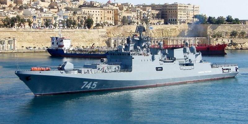 США требует от Кипра закрыть доступ в порты для кораблей ВМФ России