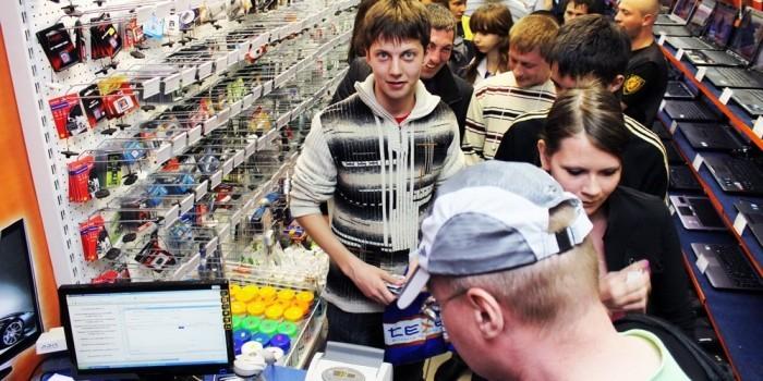 Житель Кузбасса получил домкратом по голове за то, что не уступил очередь в супермаркете