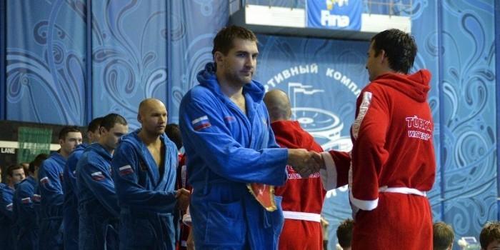 Тренер сборной Турции поблагодарил Россию за теплый прием