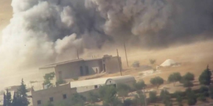 МИД России обвинил США в гибели сотен мирных жителей Сирии во время бомбардировок