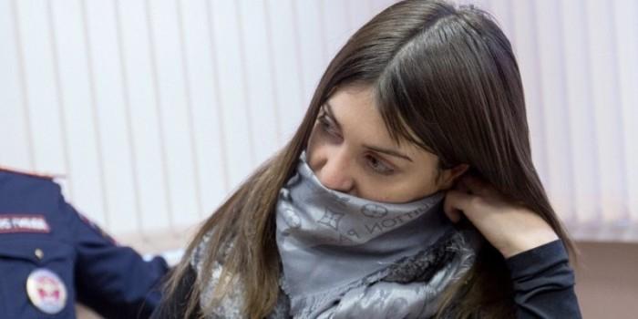 Суд арестовал Мару Багдасарян на 15 суток