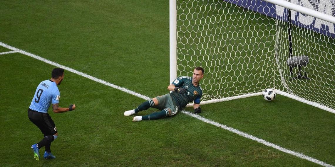 Уругвай разгромил сборную России