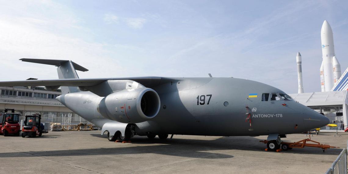 Россия предложил Перу замену украинским Ан-178