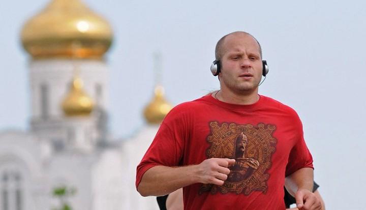 Фёдор Емельяненко: на Украине правительство воюет с собственным народом