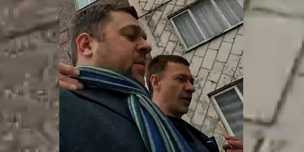 """""""Что ты, падла, сделал полезного в жизни?"""": в Югре депутат напал на активиста"""