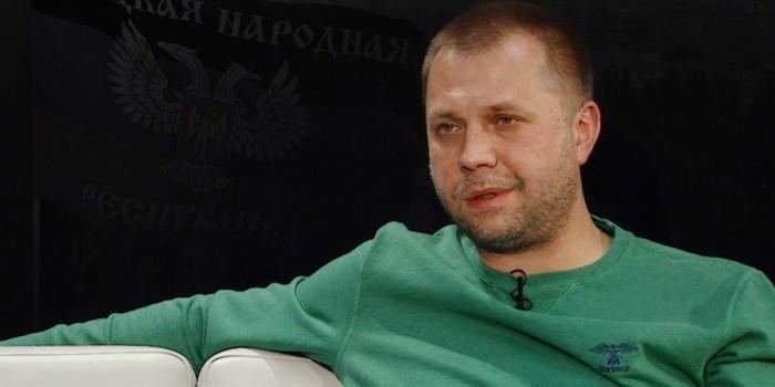 Бородай рассказал американским журналистам, как Стрелкова увезли с Донбасса