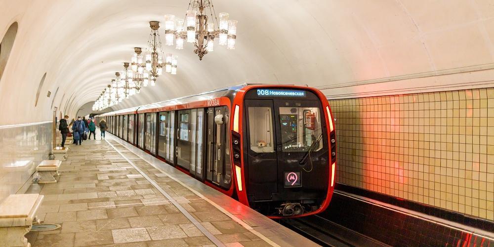 Москва вошла в топ-3 мегаполисов мира по развитию транспорта