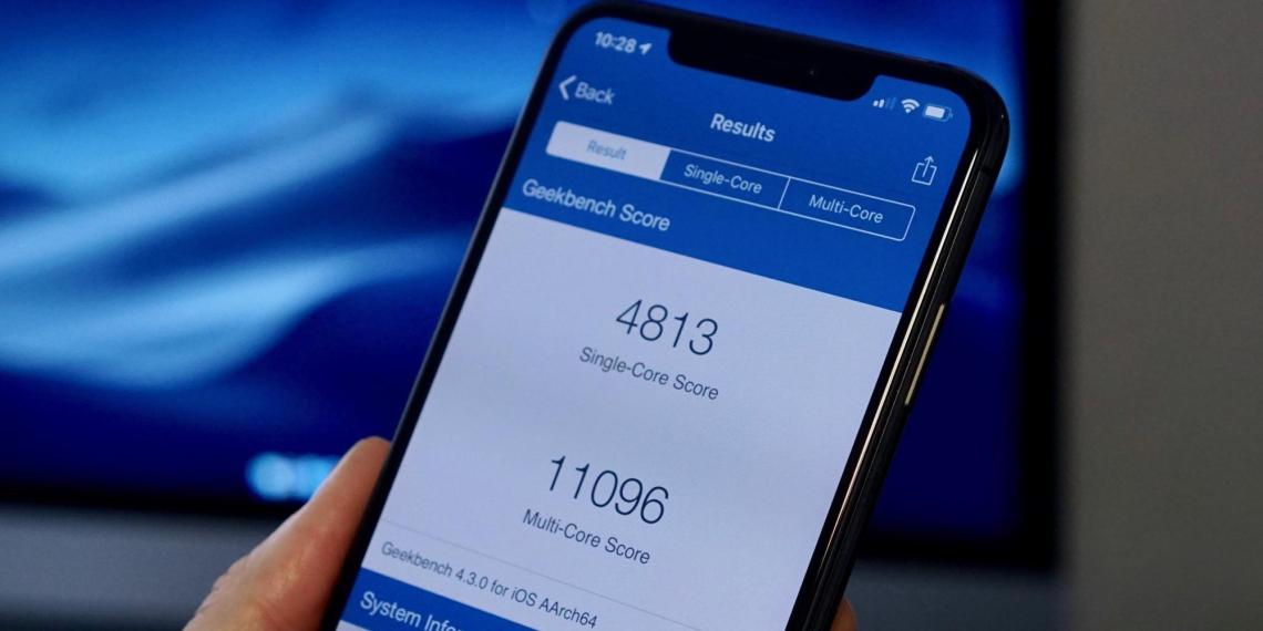 Опубликован рейтинг самых мощных смартфонов начала 2021 года