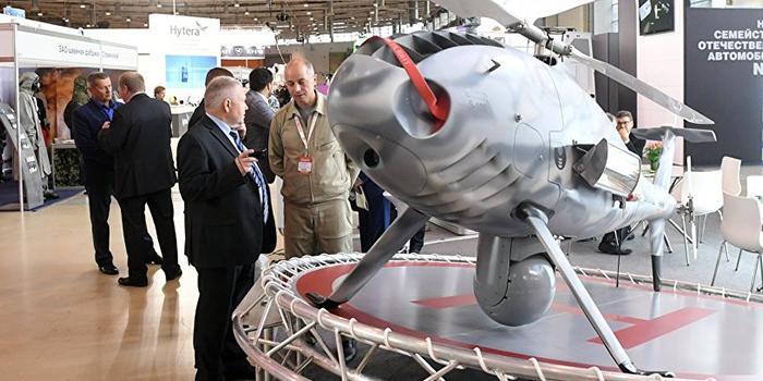 В России испытают новый беспилотник для ВДВ и Сухопутных войск