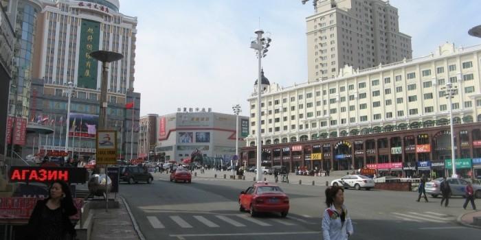 У российско-китайской границы откроется новый аэропорт
