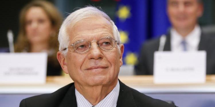 "Глава дипломатии ЕС заявил о ""нападении"" во время визита в Москву"