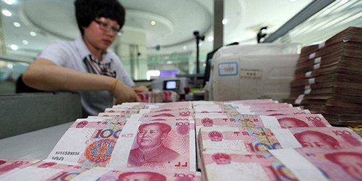 ЦБ вложился в юань и потерял миллиарды на курсовых разницах