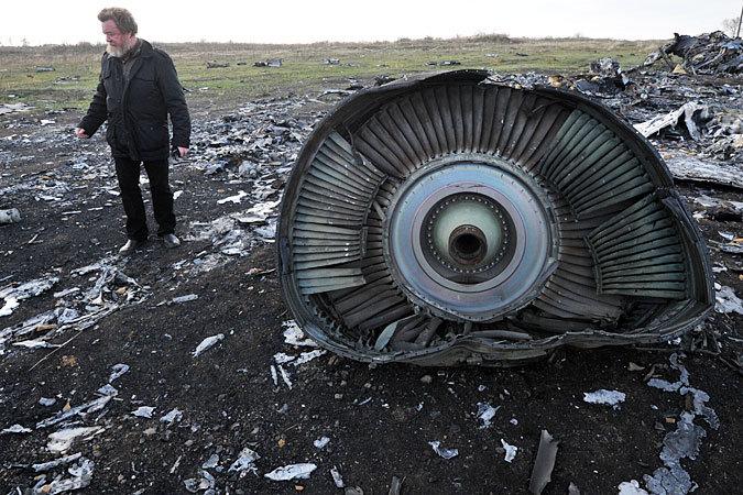 Свидетель: по малайзийскому Боингу стрелял украинский военный самолет