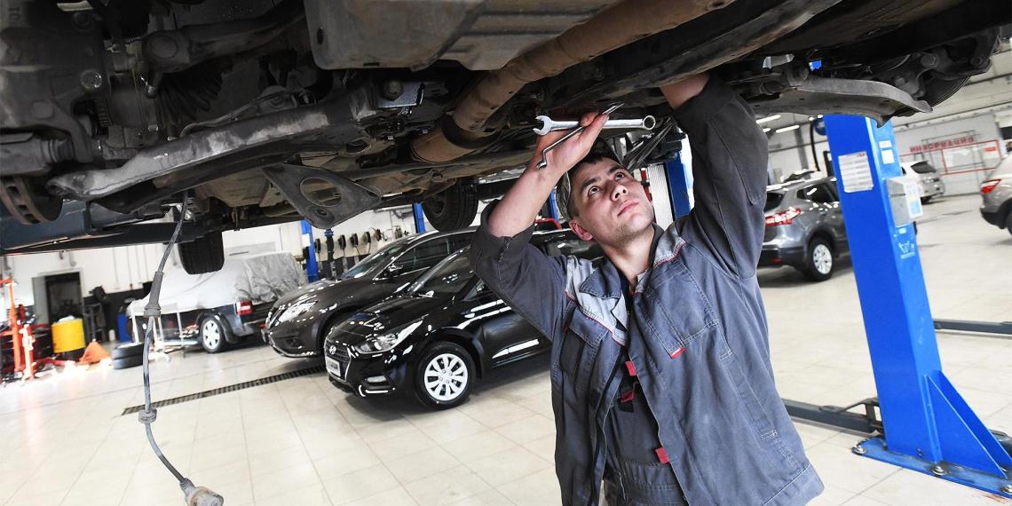 МВД предлагает упростить техосмотр автомобилей