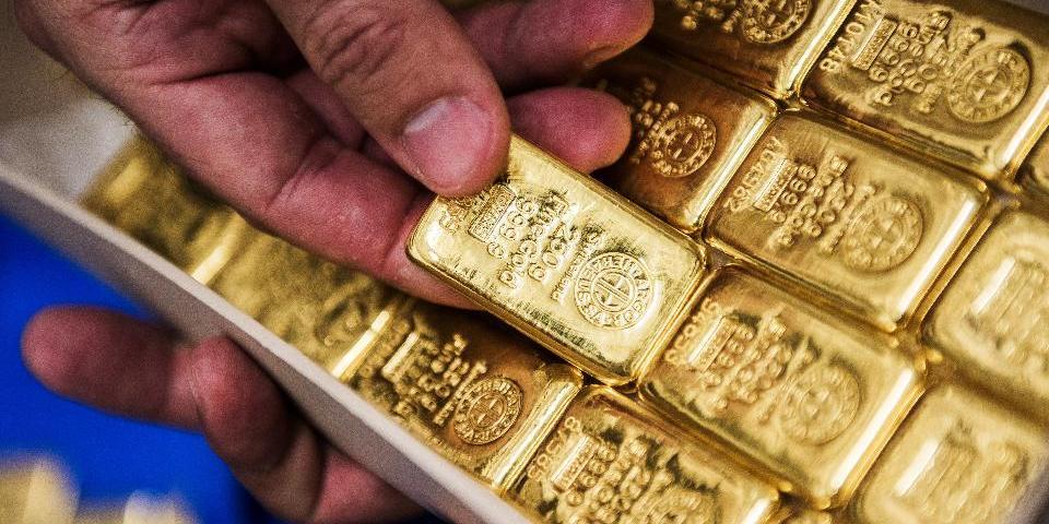 Эстонский центробанк отчитался про единственный золотой слиток, хранящийся в стране