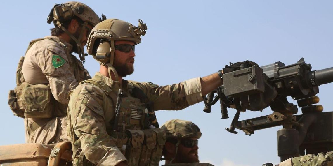В Сирии местный военный погиб в дорожной стычке с американскими солдатами