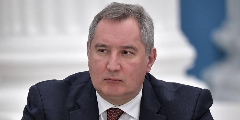 """Рогозин потребовал срочно создать космический корабль """"для новых орбитальных станций"""""""