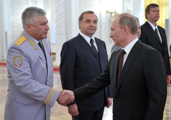 Путин упразднил главные управления МВД по округам: чистка полиции продолжается