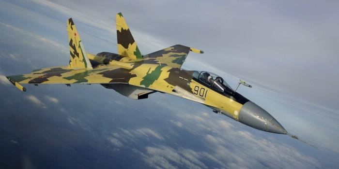 Россия планирует поставить в ОАЭ десятки истребителей Су-35