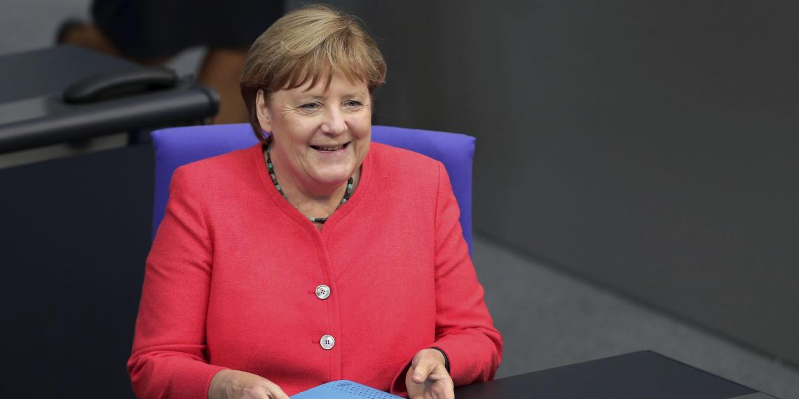 Меркель рассказала, как ситуация с Навальным скажется на отношениях с Россией