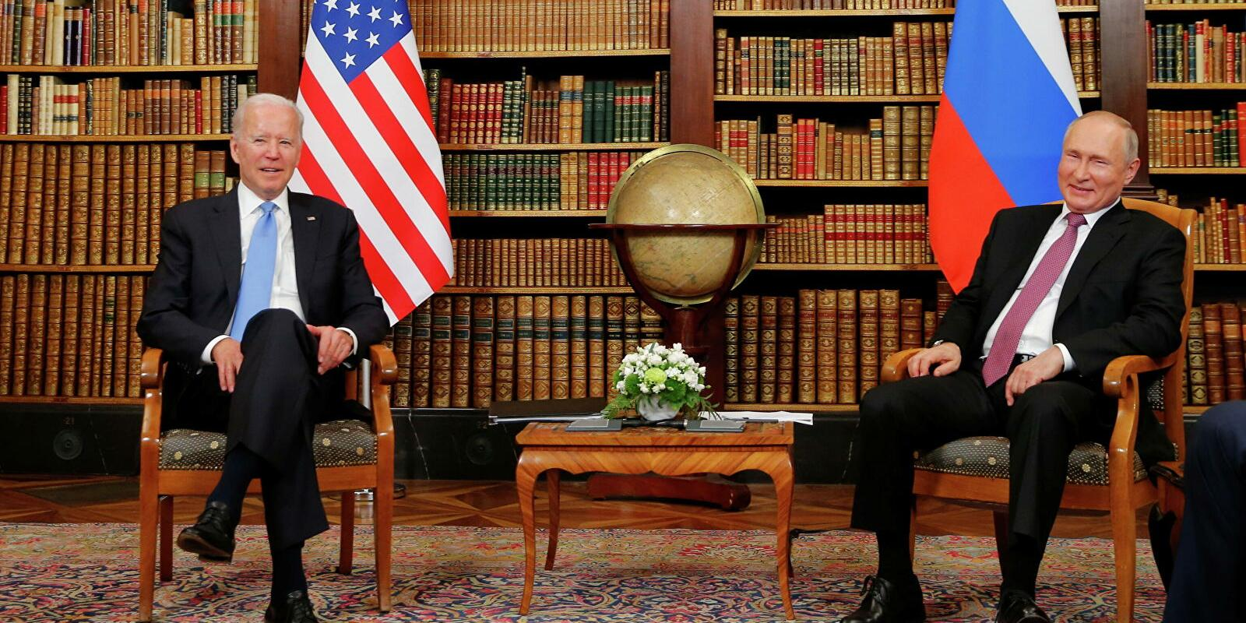Байден и Путин выпустили совместное заявление по итогам саммита