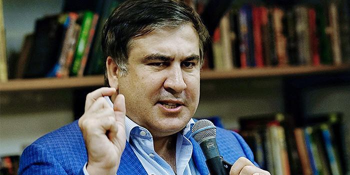 Украинские СМИ: Саакашвили могут обвинить в покушении на жену Порошенко