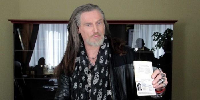 Джигурда получил гражданство ДНР