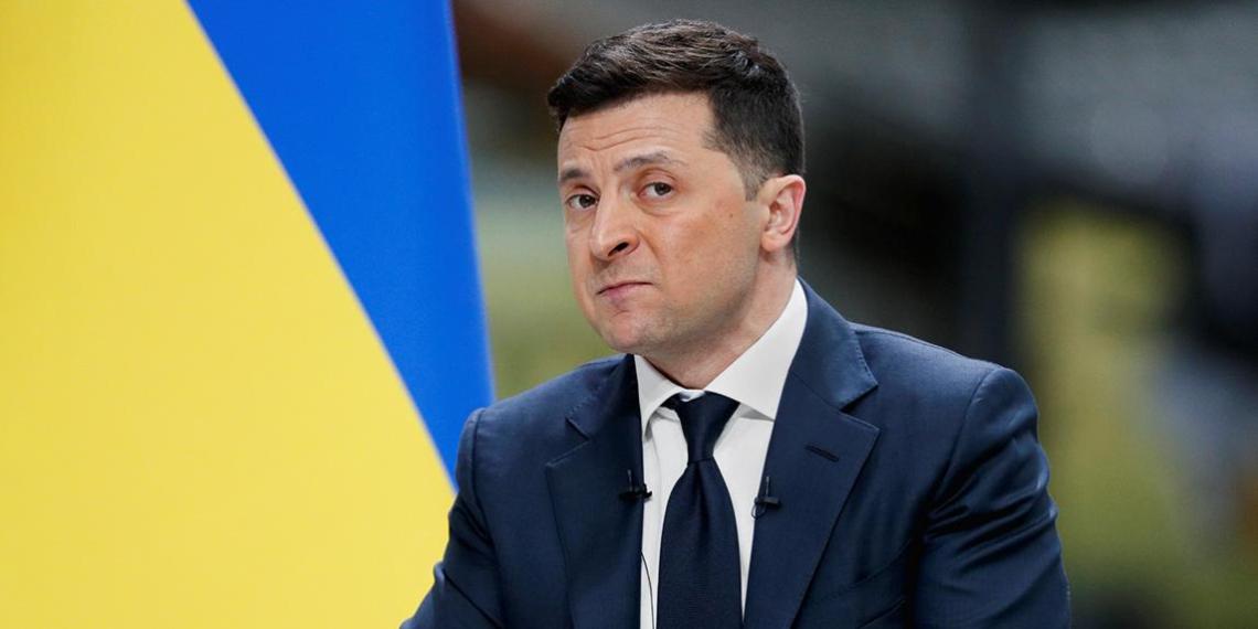 Зеленский заявил о согласии ЕС считать Россию стороной конфликта на Украине