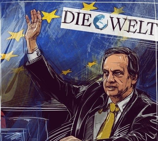 Die Welt: «Фанат России» в Европарламенте намерен спасти страну от изоляции