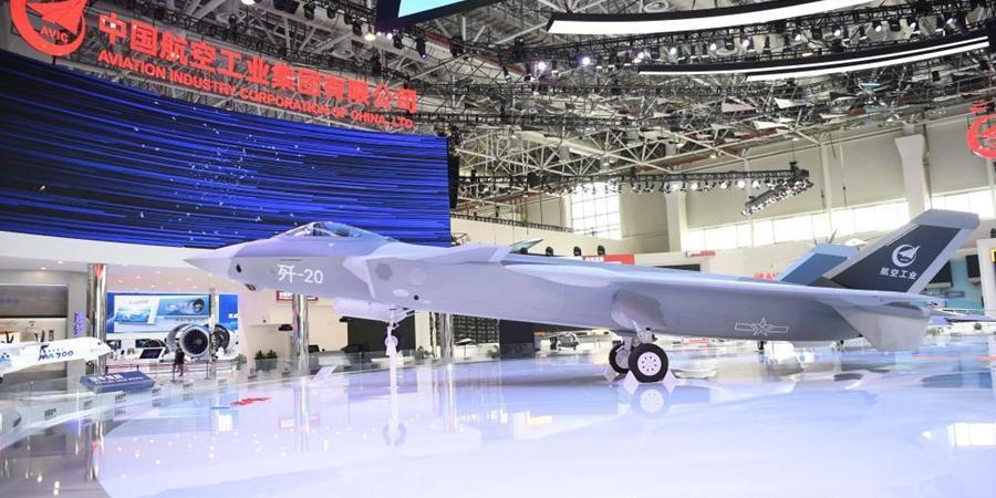 Китай представил облик своего истребителя шестого поколения
