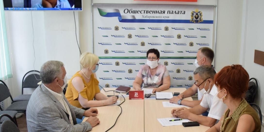 В ОП Хабаровского края поддержали назначение Дегтярева