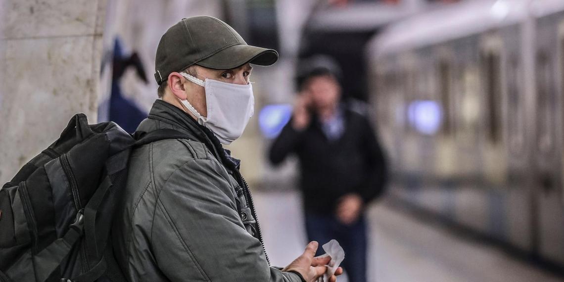 Собянин: 90% новых заболевших в Москве заражены индийским штаммом коронавируса