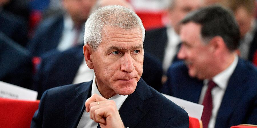 Министр спорта: Россия выступает за укрепление спортивного сотрудничества между странами СНГ