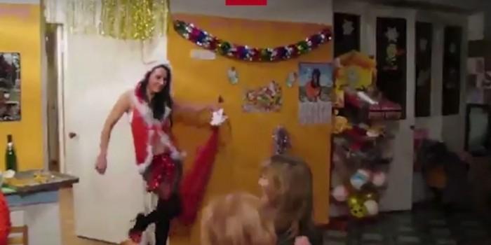 Утекло развратное видео корпоратива воспитательниц в кировском детсаду