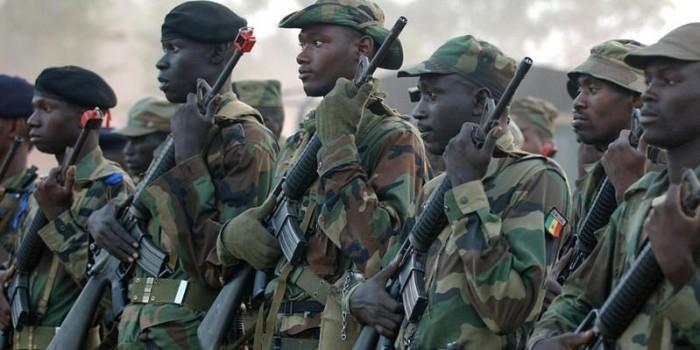 Три страны заявили о готовности вторгнуться в Гамбию