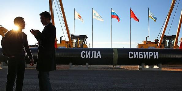 «Газпром» потратит на «Силу Сибири» 92 млрд рублей