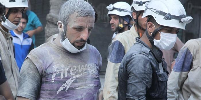 Удар коалиции США под Раккой унес жизни до 14 мирных сирийцев