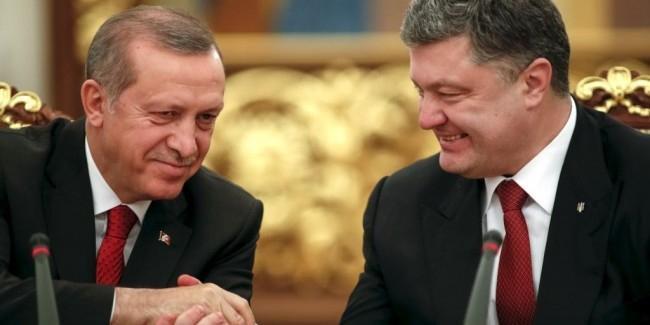 Порошенко уверен, что Эрдоган не извинялся за сбитый Су-24