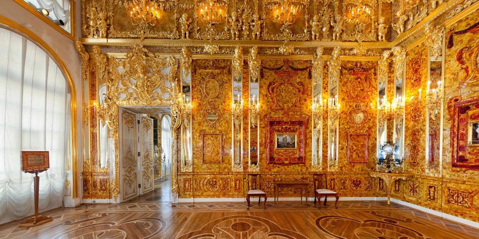 Историк нашел следы Янтарной комнаты в бункере под Калининградом