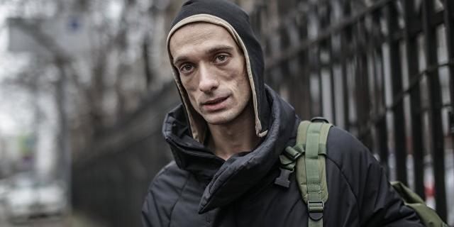 Павленского выпустили из французской тюрьмы