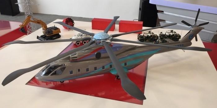 Украина может поставить двигатели для российско-китайского вертолета