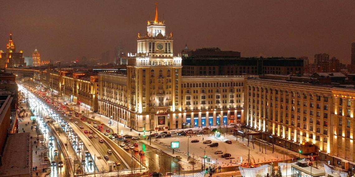 Собянин рассказал о проектировании 20 новых гостиниц в Москве