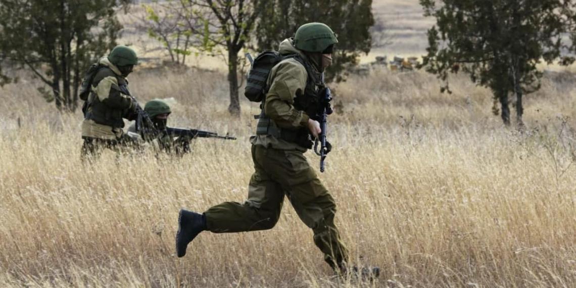 ФСБ пресекла вооруженный прорыв в Россию с Украины