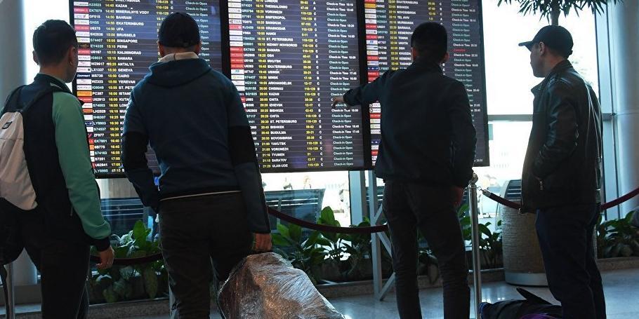 """Мигрантов при въезде в Россию обяжут подписывать """"соглашение о лояльности"""""""