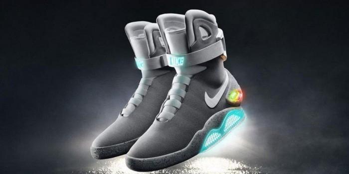 Nike выпустит самозашнуровывающиеся кроссовки из фильма «Назад в будущее»