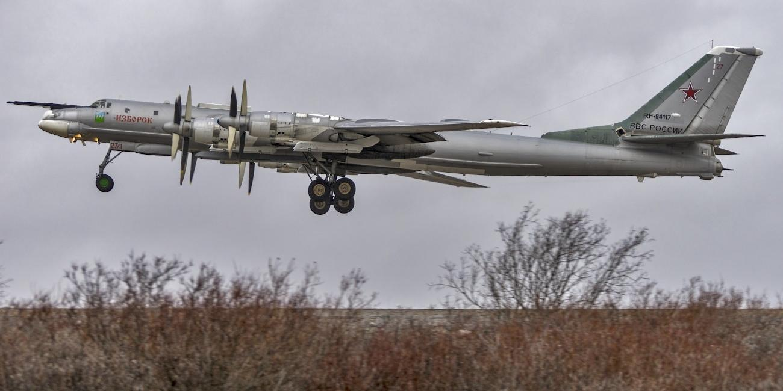 Завершены работы по модернизации первой партии Ту-95МС