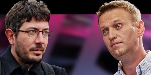 """""""В эфире Поле Чудес"""": как в соцсетях смотрели дебаты Лебедева и Навального"""